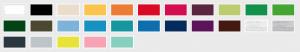 17125 Farben
