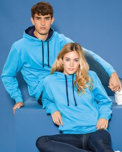 Unisex Fleece-Hoodies